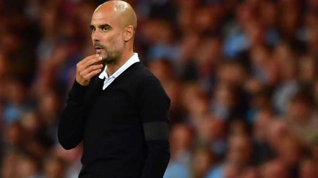 Bos Manchester City