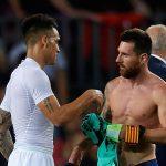 Lionel Messi Ajak Lautaro Martinez Untuk Bergabung Bersama Barcelona Musim Depan