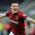 Manchester United Tawar Declan Rice Rp.1,2 Triliun Di Bursa Transfer Musim Dingin Nanti