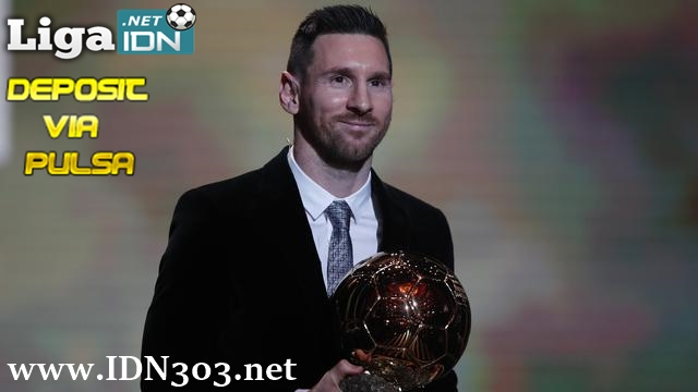 Meraih Ballon d'Or 2019