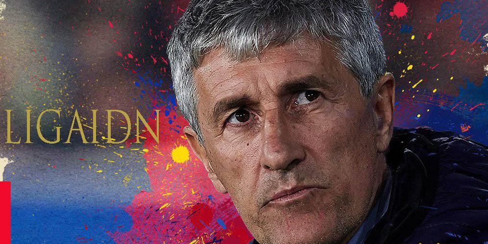 Pelatih Baru Barcelona Quique Setien Yang terinspirasi Johan Cruyff