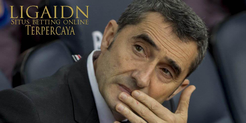 Ernesto Valverde Sudah Berakhir Terimakasih