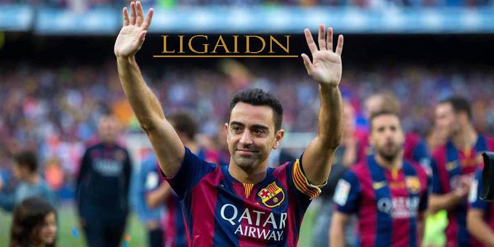 Masalah Baru Xavi Di barcelona yang harus di selesaikan