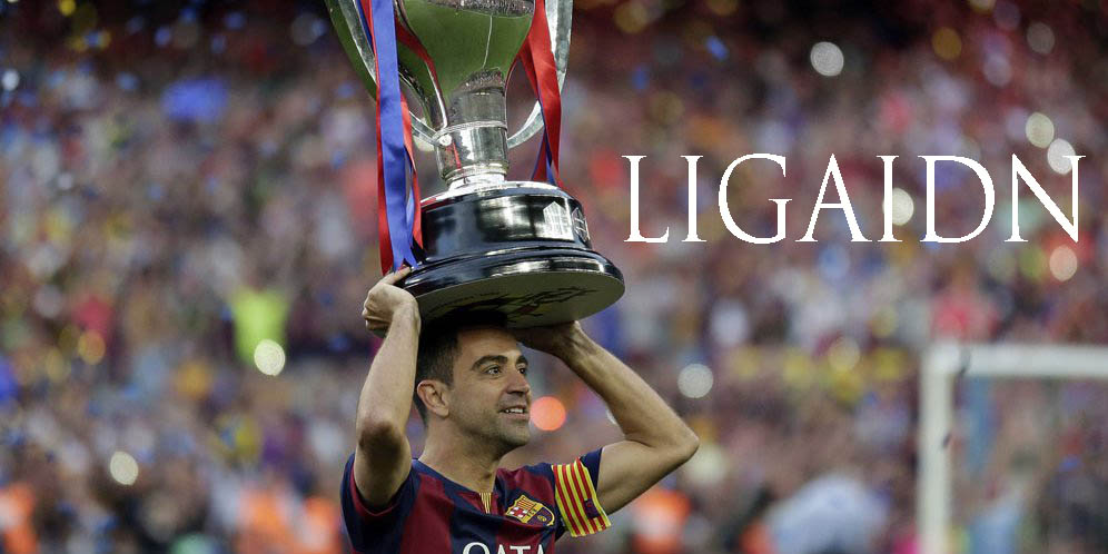 Xavi Dan Barcelona Sedang Berunding