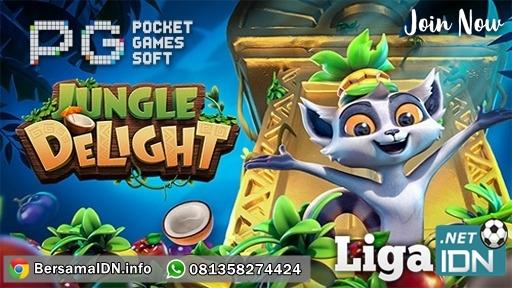 Game Slot Jungle Delight