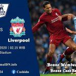 Prediksi Pertandingan Manchester City vs Liverpool
