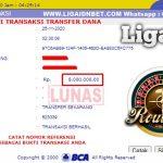 Bukti Pemenang Roulette Live Casino Sbobet di LigaIDN