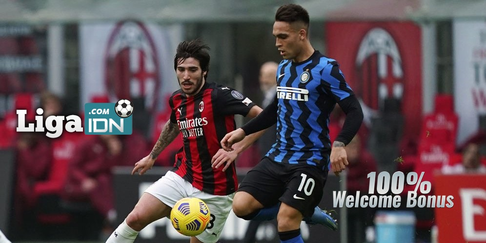 Rusak AC Milan Kembali Dikalahkan Oleh Inter Milan